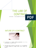 The+Law+of+Contract+1 full slide