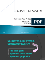 (1) General Anatomi, Topography and Surface Anatomy of the Heart and Great Vessel