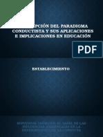 5 de MARZO_Descripción Del Paradigma Conductista, Psicogenetico y Sociocutural y Sus Aplicaciones_NAYELI