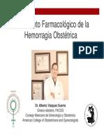 Expo Hemorragia Obstetrica