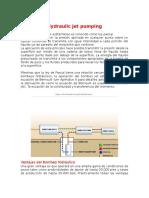 Hydraulic Jet Pumping