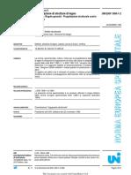 Eurocodice 5 - Uni Env 1995-1-2 Progettazione Delle Strutture in Legno Parte 1-2 Regole Generali Progettazione Strutturale Contro L'Incendio