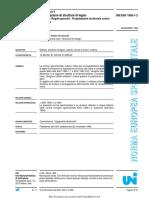 Eurocodice 5 - Uni Env 1995-1-2 Progettazione Delle Strutture Di Legno - Progettazione Strutturale Contro L'Incendio