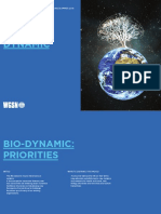 WGSN SS15 Consumer Forecast Bio-dynamic Priorties