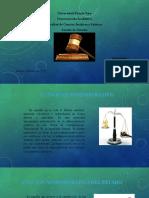 PRINCIPIOS DE LEGALIDAD ADMINISTRATIVA