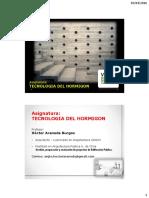 Tecnologia Del Hormigon - Unidad 1