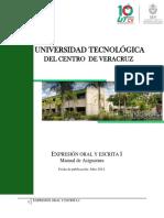 Manual Expresión Oral Y Escrita