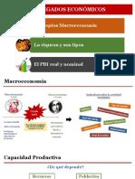 Agregados y definiciones de Macroeconomia
