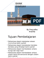 Materi Bank Syariah