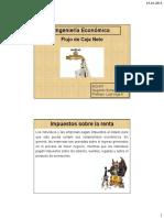 EIQ 657 20152 6 Flujo de Caja Neto.pdf