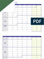 2017 Weekly Calendar Monday.docx