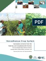 Navadhanya Crop System