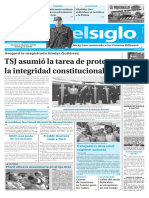 Edición Impresa Elsiglo 08-02-2017