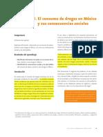 El Consumo de Drogas en México y Sus Consecunecias Sociales