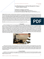 Implementation of a Smart Ward System in a Hi-Tech Hospital by Using a Kinect Sensor Camera