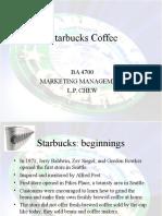 Starbucks Tample