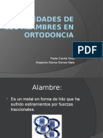 159453989 Propiedades de Los Alambres en Ortodoncia