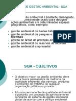 Sistema de Gestao Ambiental Sga