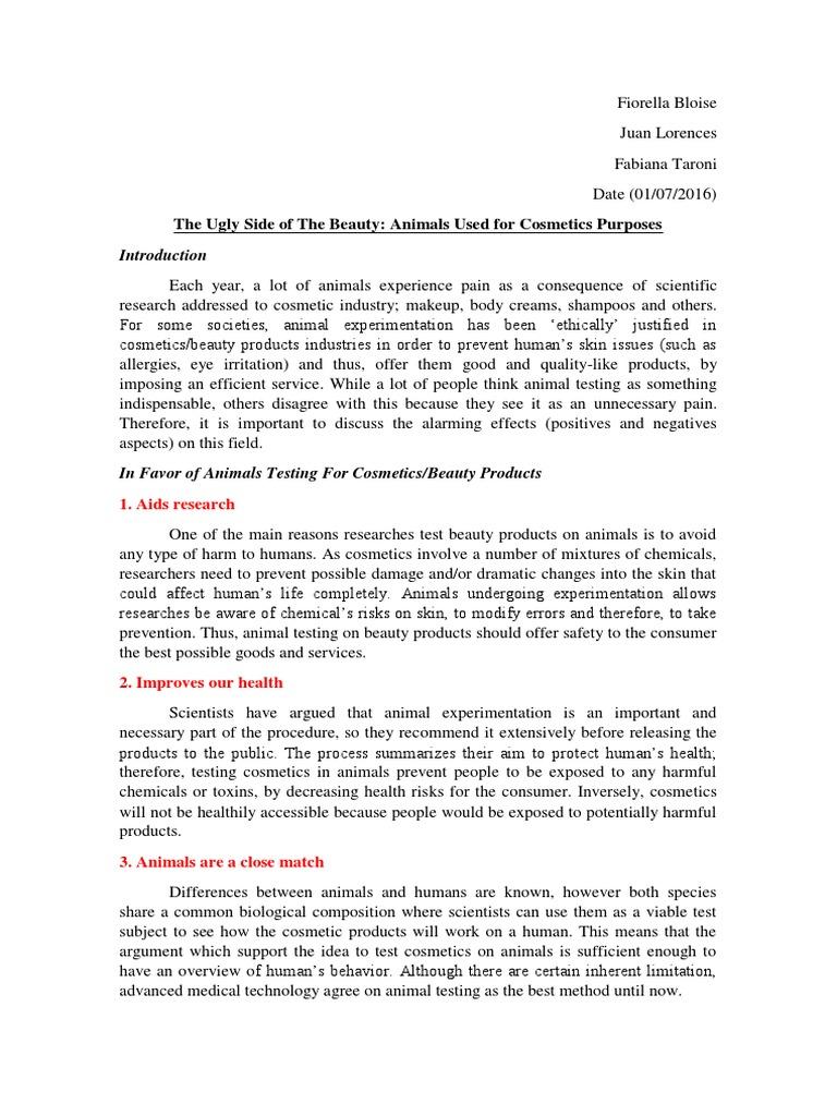 International trade term paper