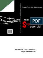 González B. - Más Allá Del Libre Comercio. Seguridad Esencial (1)