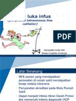 Infeksi Luka Infus