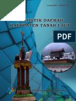 Statistik Daerah Kabupaten Tanah Laut 2015