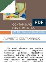 2. Contaminación de Los Alimentos 2010