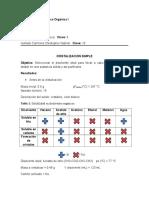 Informe II Cristalización Simple