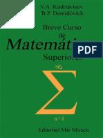 Breve Curso de Matemáticas Superiores-KUDRIAVTSEV.pdf