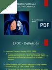 Enfermedad pulmonar obstructiva cronica(EPOC)