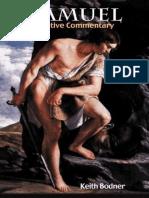 1Samuel - A Narrative Commentary (2)