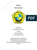Referat Osteosarcoma Fergie