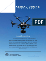Aerial Drone Solutions - Asset Inspections V2