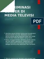 Diskriminasi Gender di Media Televisi