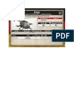 Team Yankee - Unit Card - Bundeswehr - Bo-105 Panzerabwehrhubschrauber