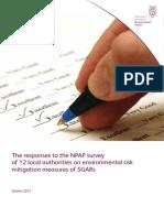 CIEH NPAP Survey Responses