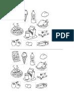 Alimentos Sanos y Alimewntos Chatarra