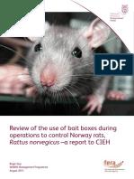 CIEH Rodent Procedures