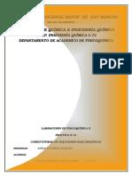 Informe n 13 Conductividad