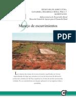 Manejo de escurrimientos Sagarpa.pdf
