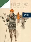 (1915) Summitt Clothing for Outdoor Wear (Catalogue)