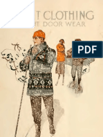 (1915) Summitt Clothing for Outdoor Wear (Catalogue)