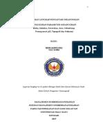 Laporan Praktikum Pengantar Oseanografi