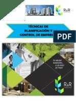Plan Estrategico-empresas Constructoras