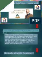 Pradhan Mantri Awas Yojana Housing for All 2022 Scheme