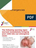 Child Emergency