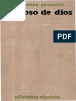 Pronzato Alessandro - El acoso de Dios.pdf