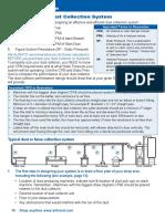 1. Dust Collection System Design 10 April 09