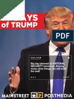 Mainstreet - 10 Days of Trump