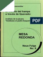 Mesa Redonda NF 08